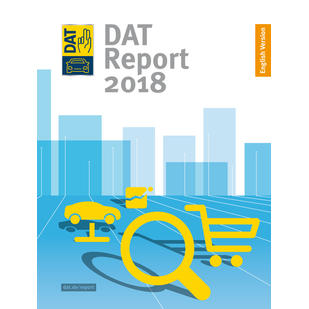 "Artikelbild: ""DAT-Report 2018"" (English version)"