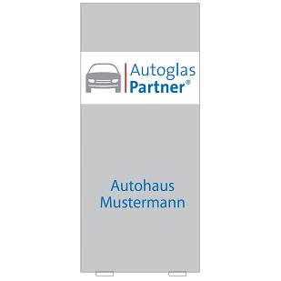 "Artikelbild: Indoor Pylon ""Autoglas-Partner"""